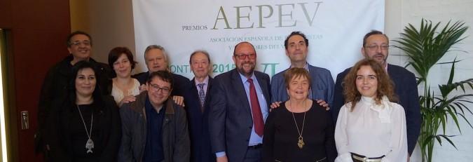 La Asociación de Periodistas vota los Mejores Vinos y Espirituosos 2015