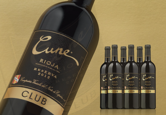 Cómo nace un vino imprescindible: Cune Club Reserva 2012