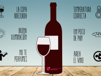6 consejos para la cata de un vino