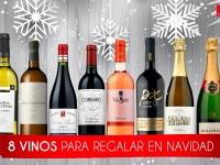 8 vinos para regalar en Navidad: aciertos seguros