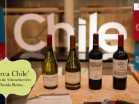 Saborea Chile: vinos y gastronomía del país andino en un evento de Vinoselección y Turismo Chile