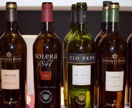 ¿Cuántas tipologías de vinos arropa la D.O. Jerez? Conoce los vinos del sol, con González Byass
