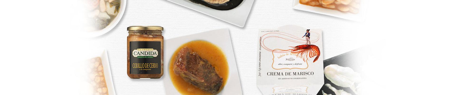 Gastronomía de alta expresión sin cocinar ni moverse de casa