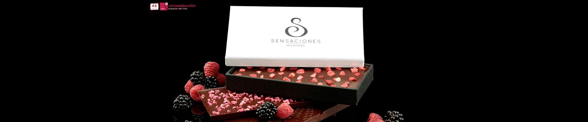 ¿Chocolate y vino? Tipos de cacaos y maridaje, con Sensaciones de Chocolate