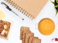 Comer en la oficina de forma saludable es posible