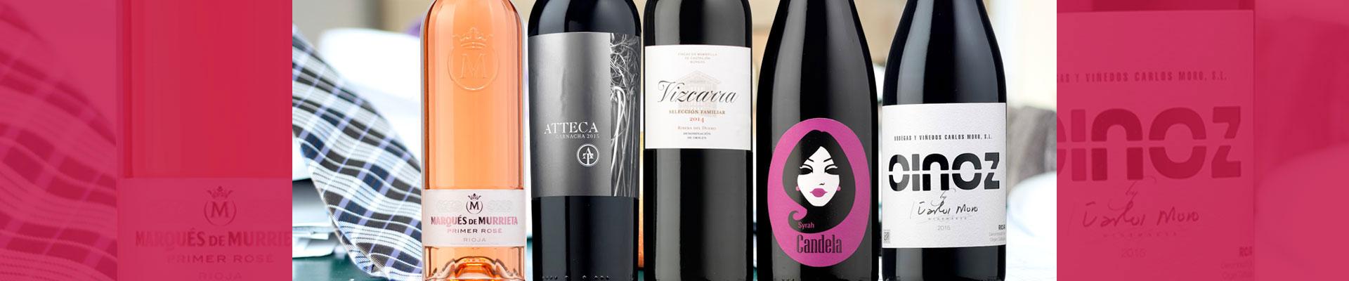 Top 5 vinos para el Día del Padre