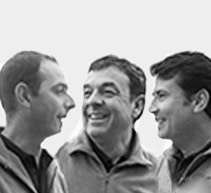 Marc Grin, Pablo Ossorio, Rafael Navarro.
