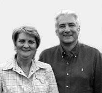 Pilar y Carlos Martínez Bujanda