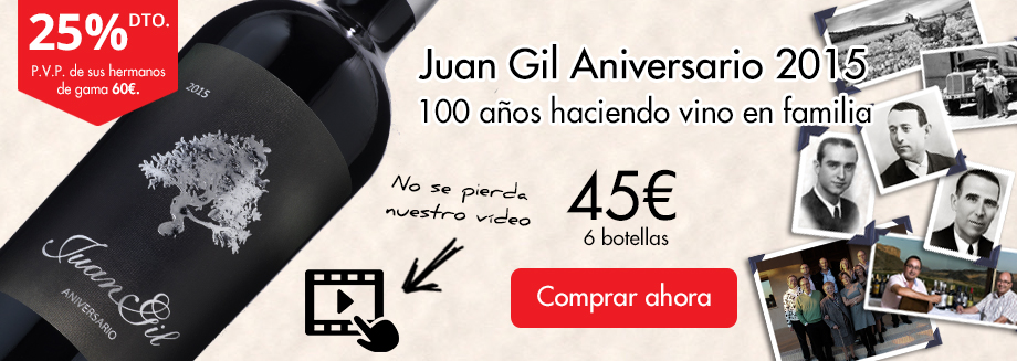 Juan Gil Aniversario 2015