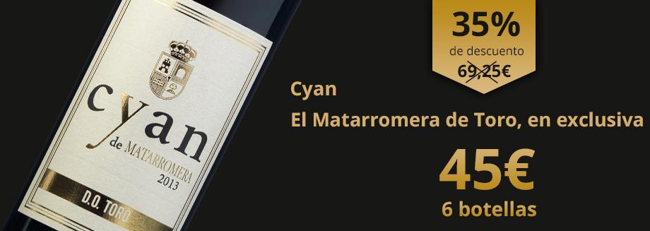 Cyan de Matarromera 2013