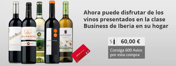 Bodega Clase Business Iberia