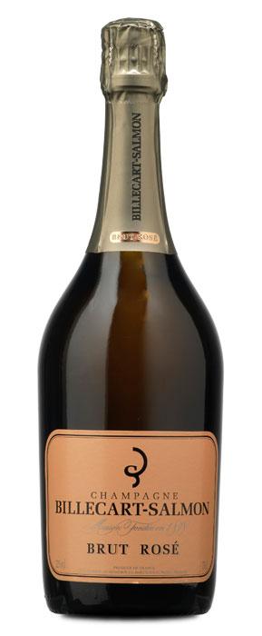 Billecart-Salmon Brut Rosé Champán