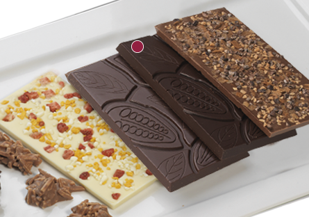 Chocolate negro con cacao fino de aroma de Venezuela al 65% y al 88% - Sensaciones de chocolate