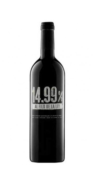 14.99% Al Filo de la Ley 2015