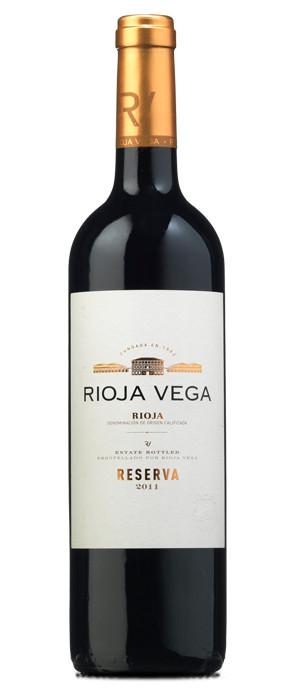 Rioja Vega Reserva 2011