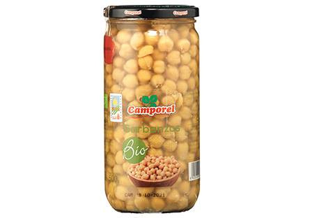 Garbanzos al natural ECO
