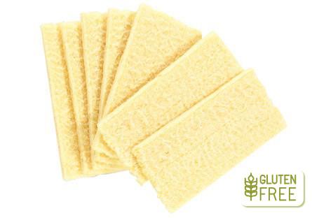 Tostadas de arroz y maíz
