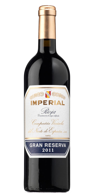 Imperial Tinto Gran Reserva 2011