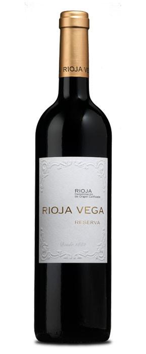 Rioja Vega Reserva 2008