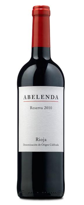Abelenda Reserva 2010
