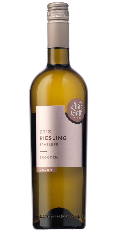 Alde Gott Riesling Spätlese 2018