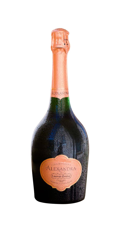 Champagne Laurent Perrier Alexandra Rosé 2004