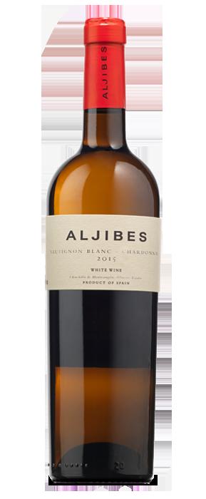 Aljibes Sauvignon Blanc–Chardonnay Blanco 2015