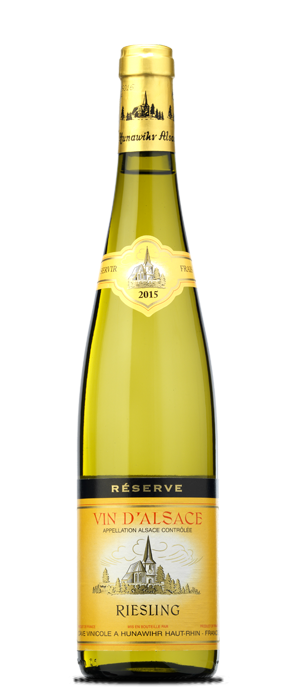 Hunawihr Riesling Réserve Blanco 2015