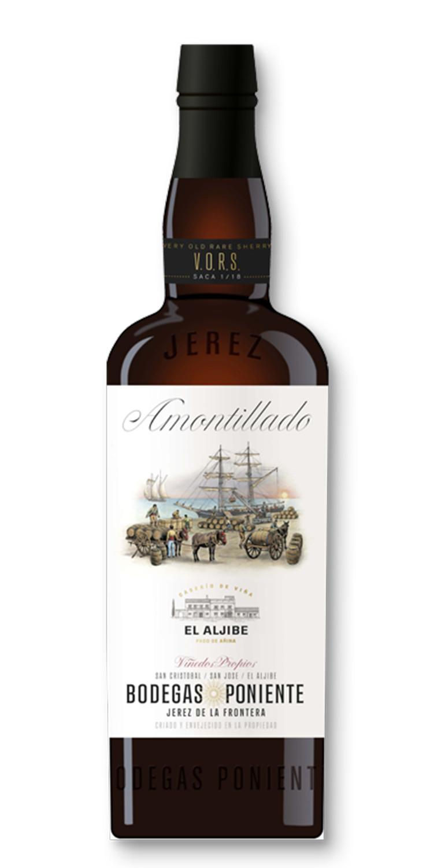 Amontillado V.O.R.S. El Aljibe Saca 1/18
