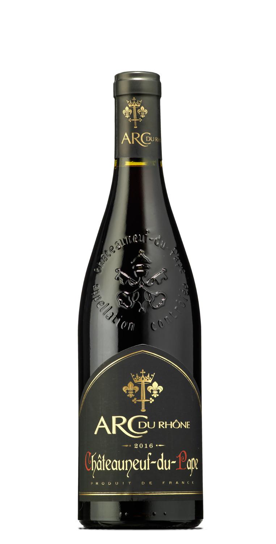 Arc du Rhône 2016