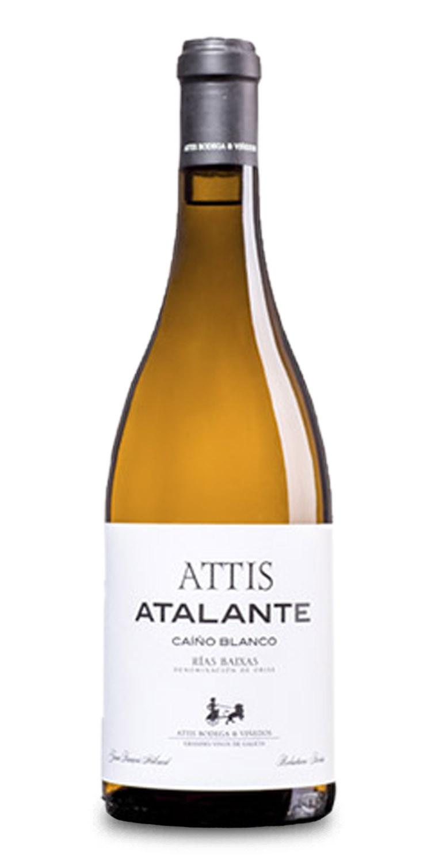 Attis Atalante Caíno Blanco 2015