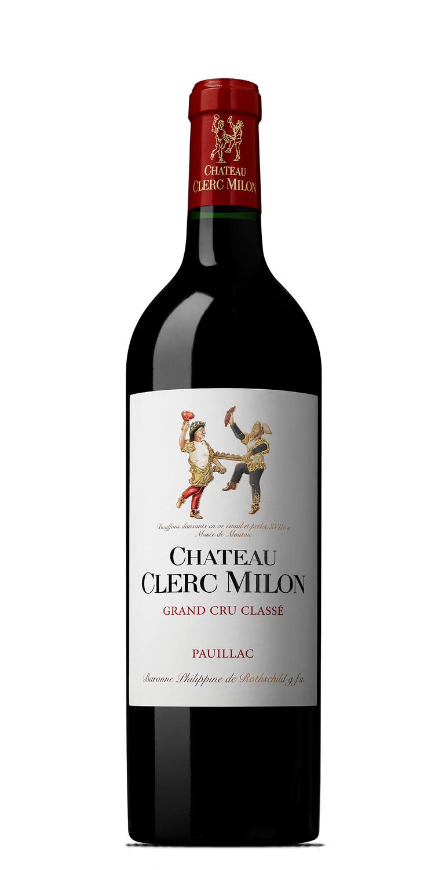 Château Clerc Milon Grand Cru Classé 2014
