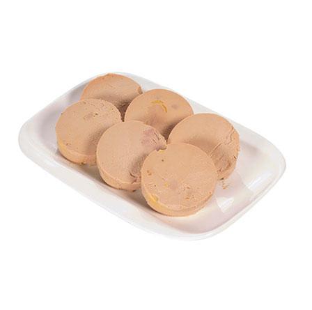 Bloc de foie gras de pato con 30% de trozos