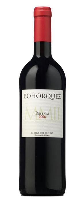 Bohórquez Tinto Reserva 2006