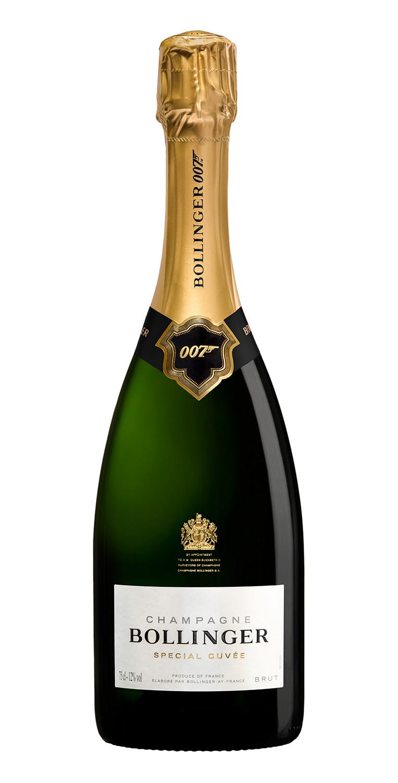 Bollinger Special Cuvée 007 Edición Limitada Bond