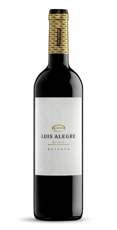 Luis Alegre Reserva 2016