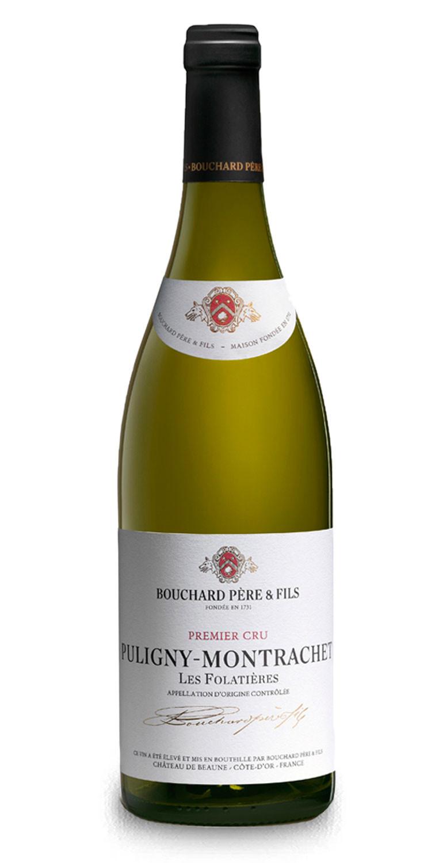 Bouchard Père & Fils Puligny-Montrachet Les Folatières Premier Cru Blanco 2015