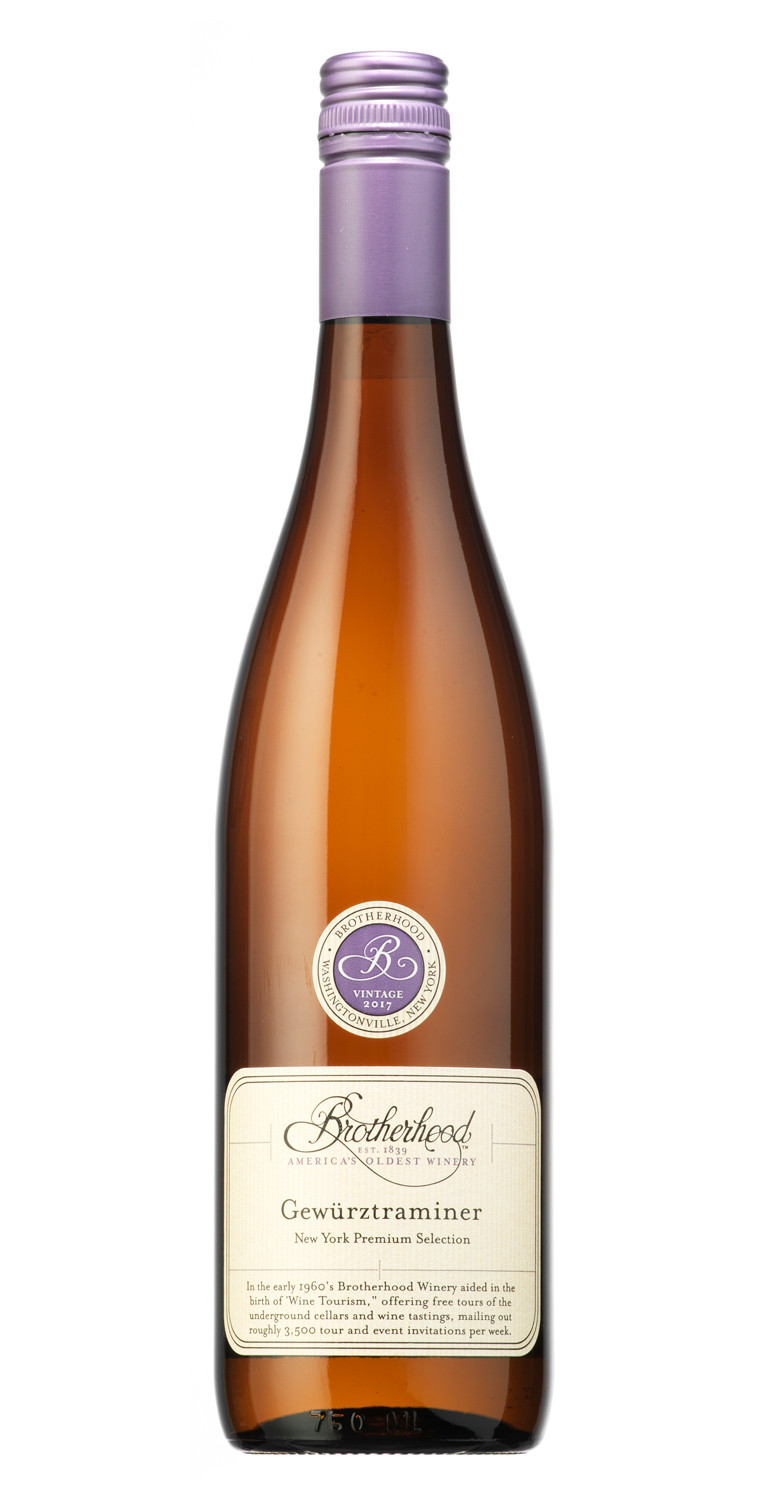 Brotherhood Gewürztraminer 2017