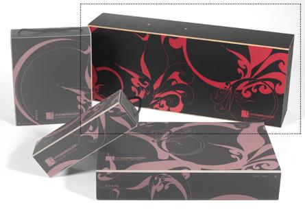 Caja de lujo para jamones/paletillas