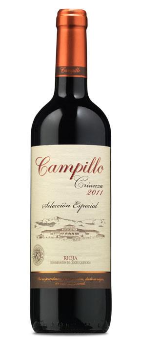 Campillo Selección Especial Tinto Crianza 2011