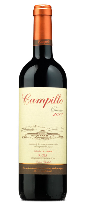 Campillo Tinto Crianza 2012