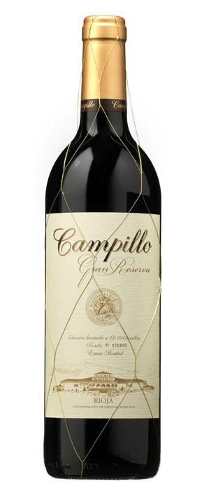 Campillo Tinto Gran Reserva 2005
