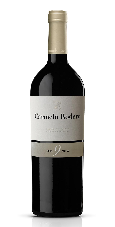 Botella mágnum de Carmelo Rodero 9 Meses 2020