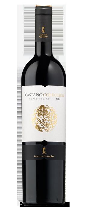 Castaño Colección Cepas Viejas 2014