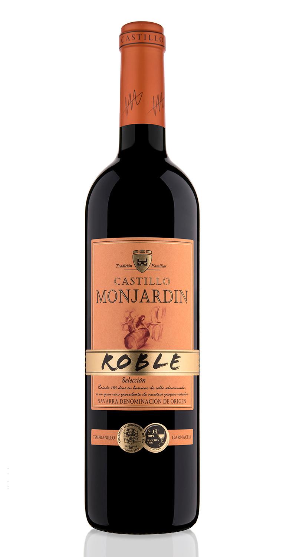 Castillo de Monjardín Roble 185 2018