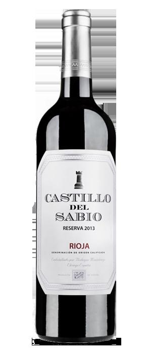 Castillo del Sabio Tinto Reserva 2013