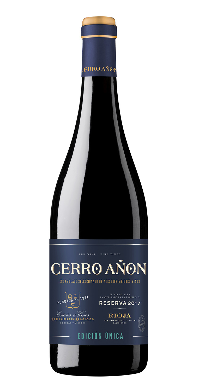 Cerro Añón Edición Única Reserva 2017