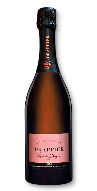 Champagne Drappier Rosé de Saignée Brut