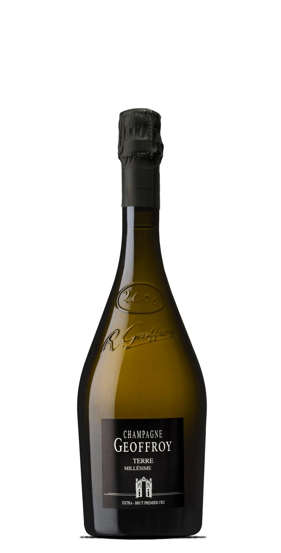 Champagne Geoffroy Premier Cru Terre Extra Bru
