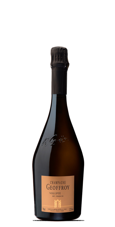 Champagne Geoffroy Premier Cru Volupté Brut